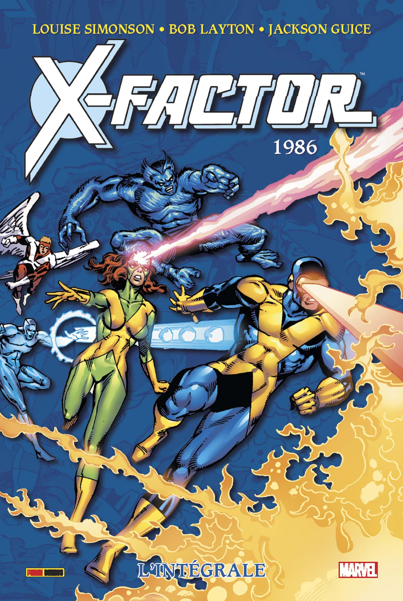 X-FACTOR, L'INTEGRALE 1986