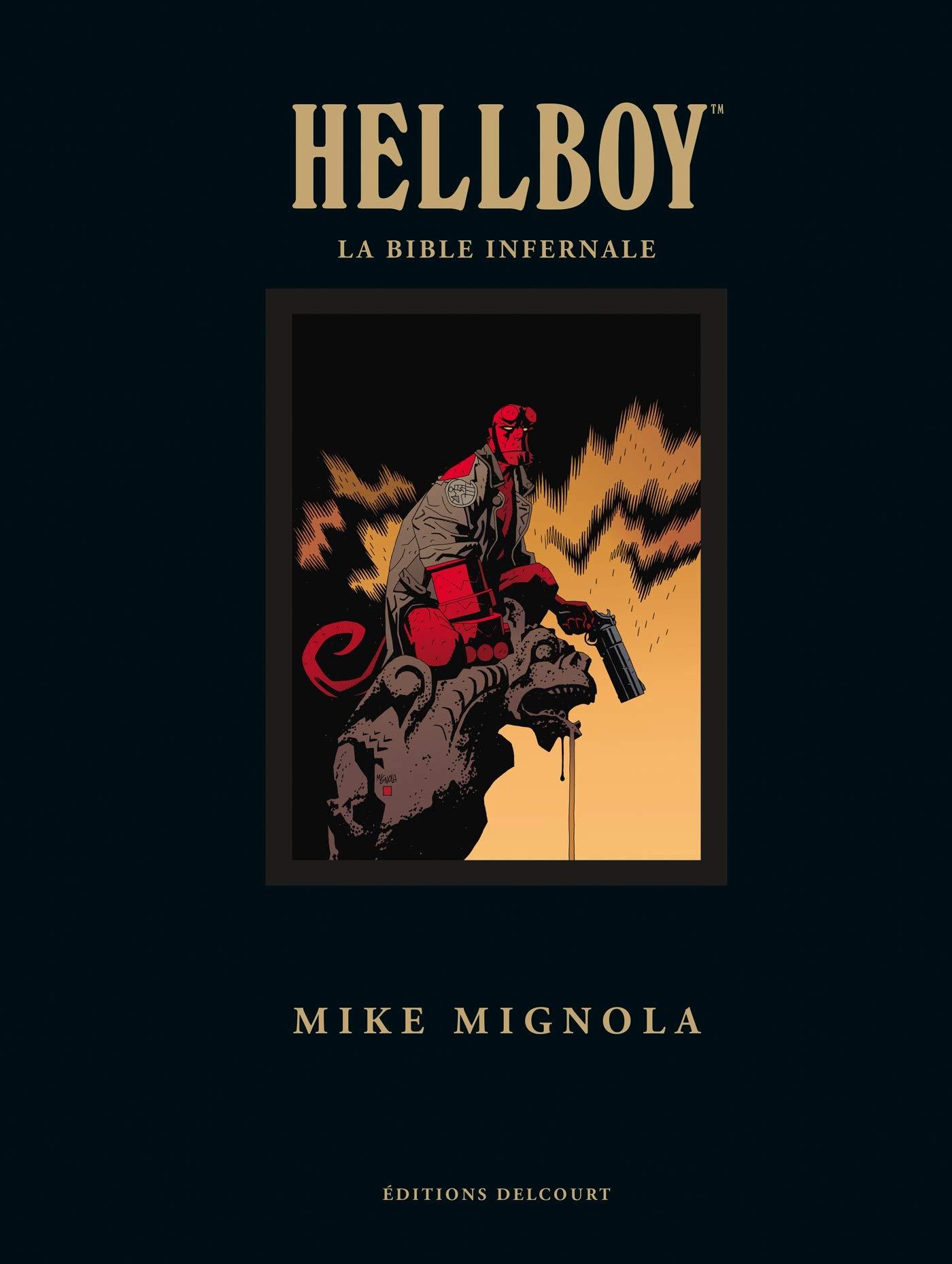 Hellboy - La Bible infernale (Nouvelle édition)