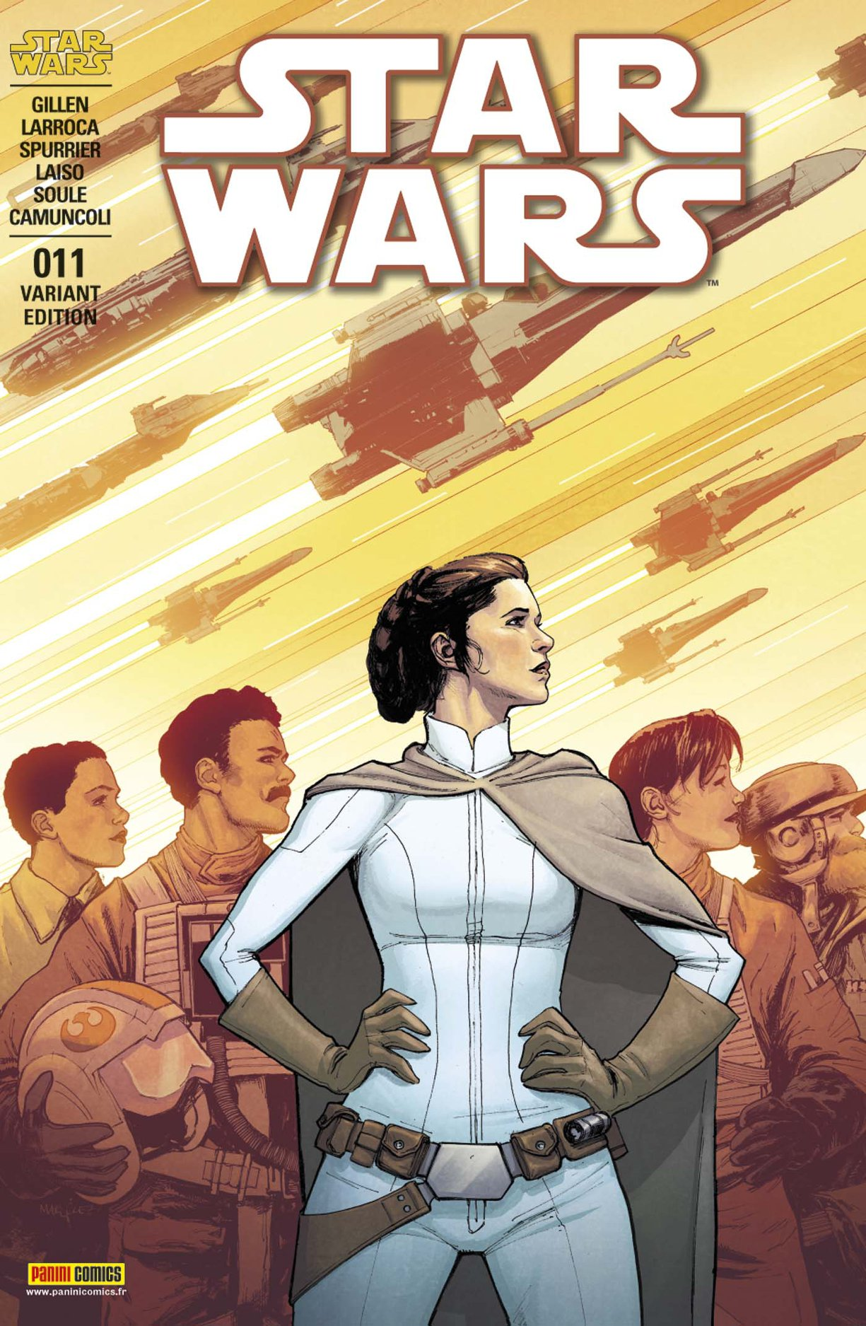 STAR WARS 11 (Variant)