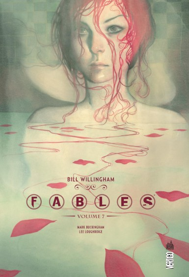 Fables Intégrale tome 7