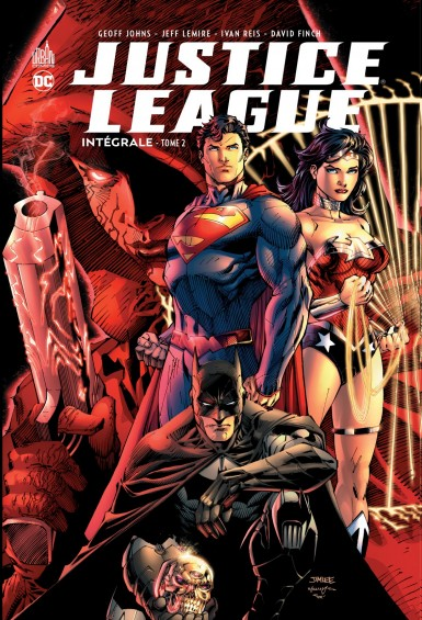 Justice League Intégrale tome 2