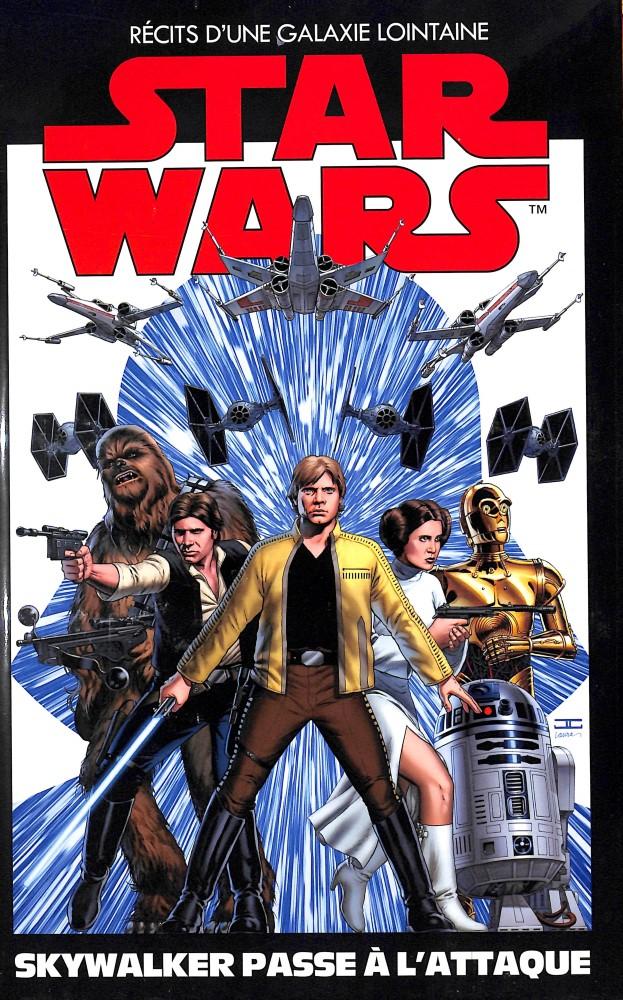 Star Wars Tome 1- Skywalker Passe à l'Attaque