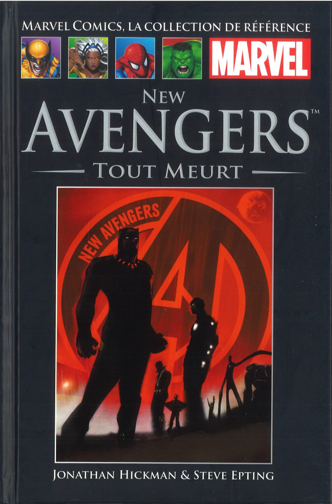 Tome 91: New Avengers - Tout Meurt