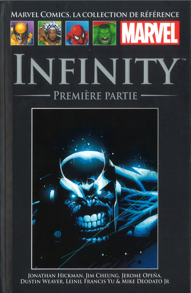 Tome 96: Infinty - Première Partie