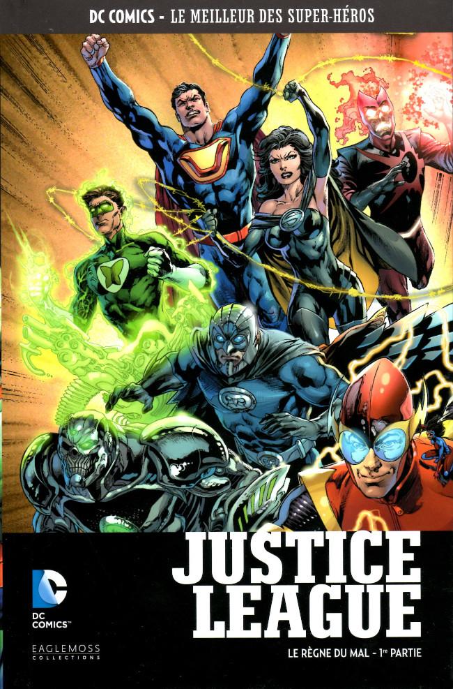 Tome 90:  Justice League - Le Règne du Mal - 1re partie