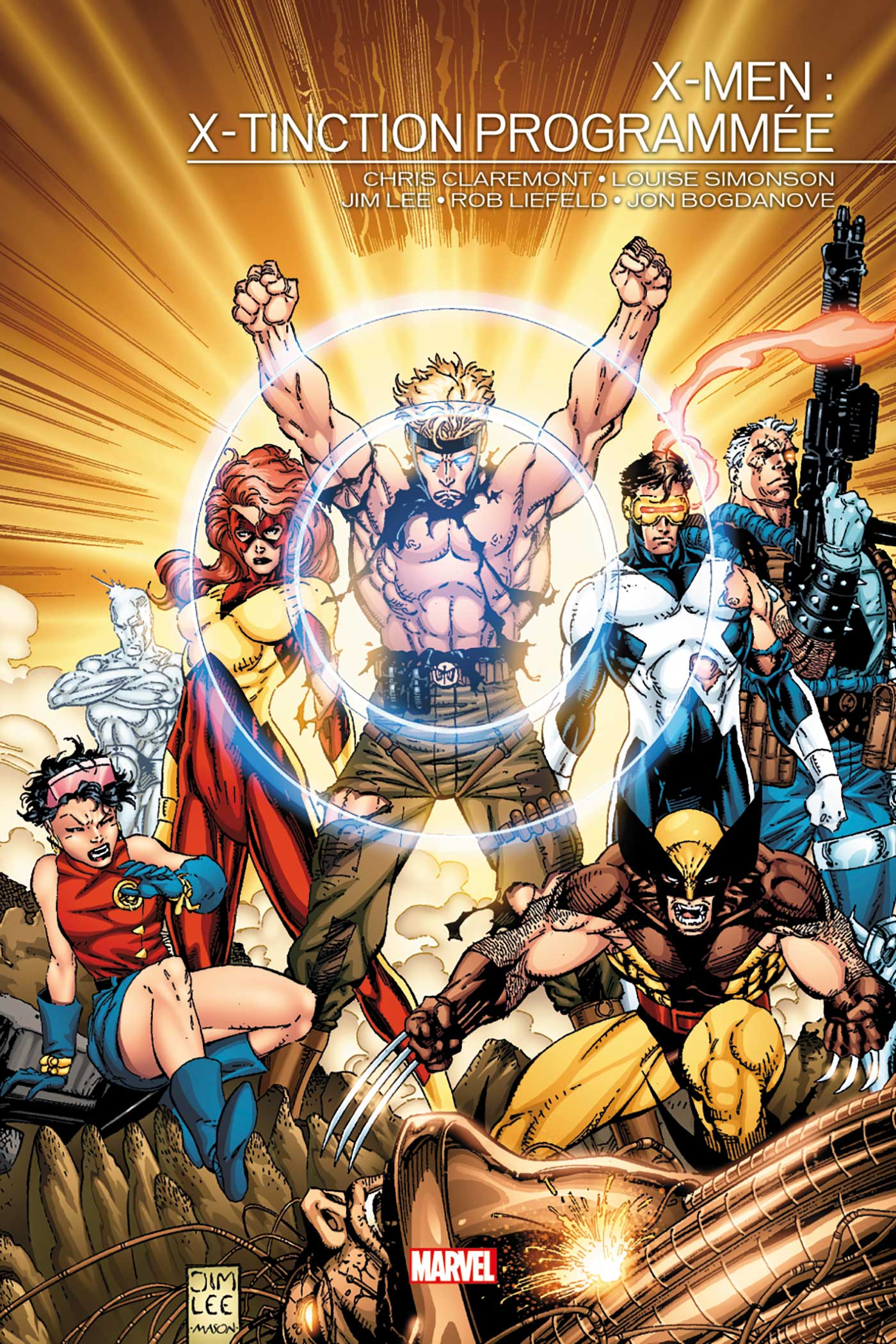 X-MEN : X-TINCTION PROGRAMMÉE