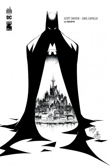 Batman : la relève edition n&b 80 ans