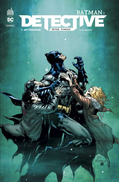Batman : detective tome 1
