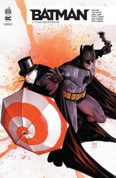 Batman rebirth tome 9