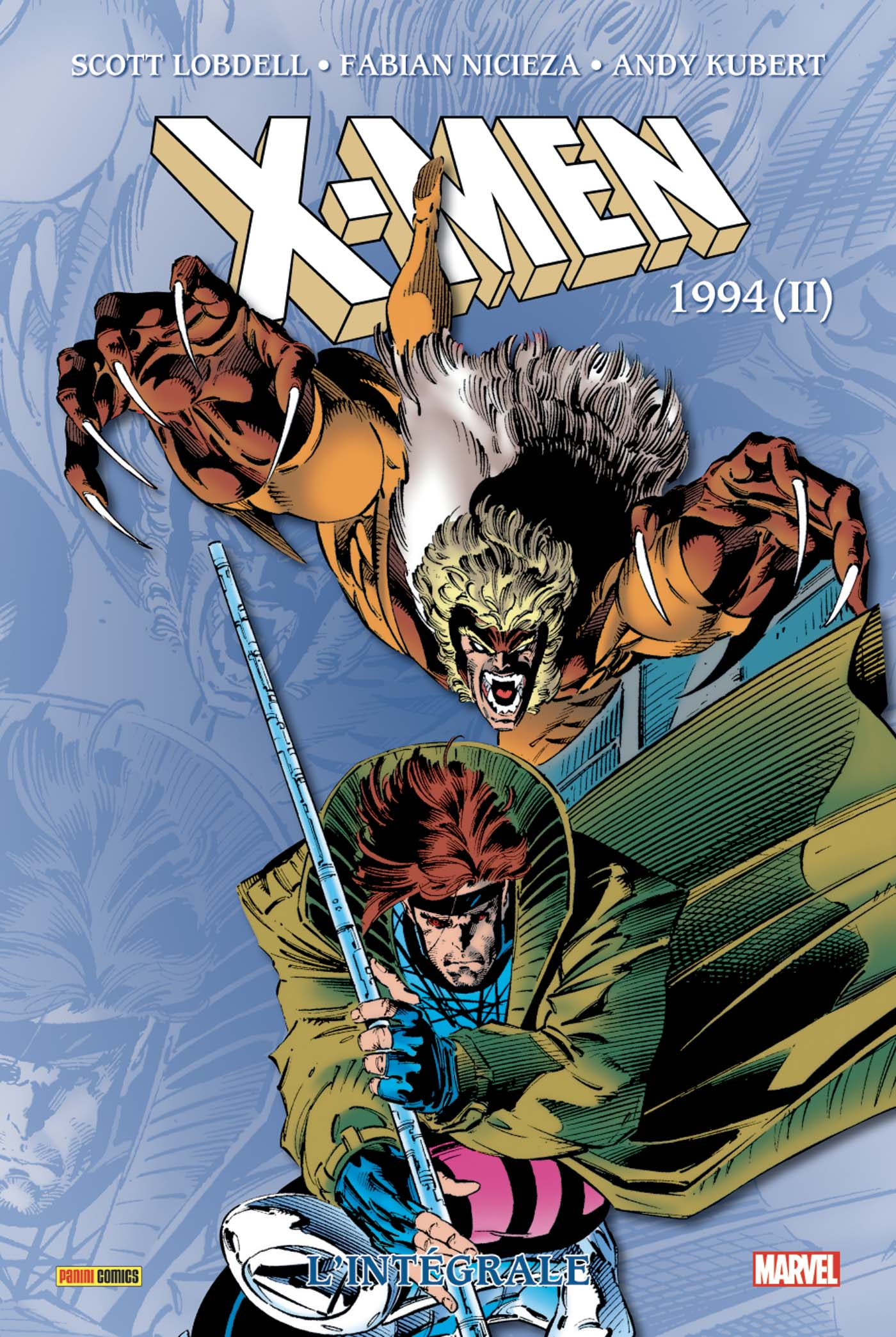 X-MEN : L'INTÉGRALE 1994 (II)