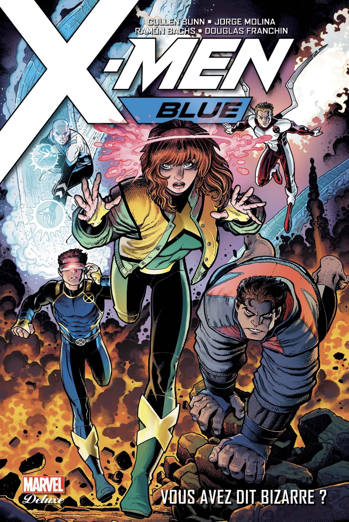 X-MEN BLUE T01
