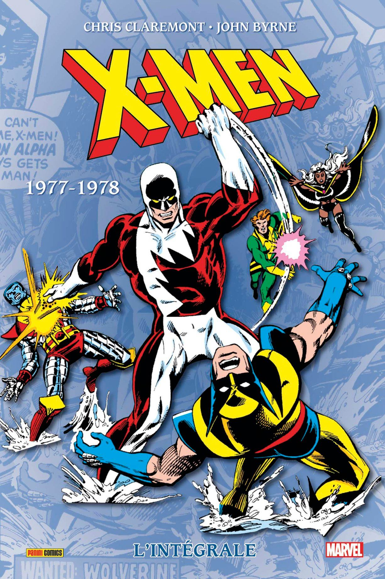 INTÉGRALE X-MEN T02 : 1977-78 (NOUVELLE EDITION)