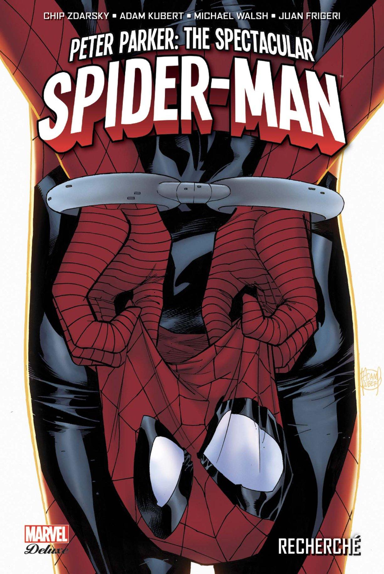 PETER PARKER : SPECTACULAR SPIDER-MAN T01