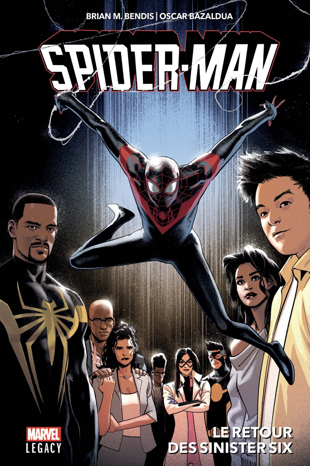 MARVEL LEGACY : SPIDER-MAN