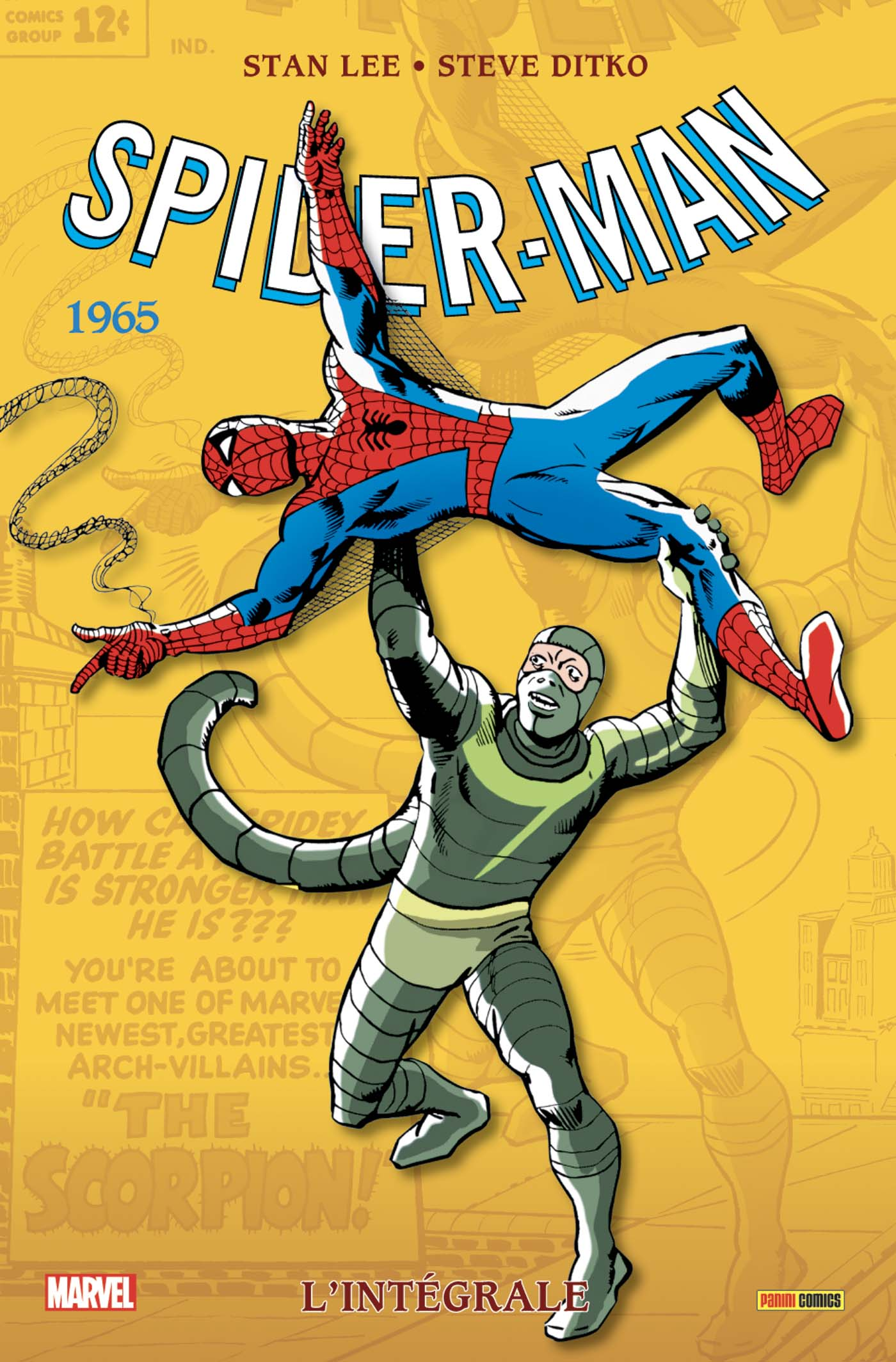 INTÉGRALE AMAZING SPIDER-MAN T03 : 1965 (NOUVELLE EDITION)