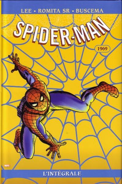 Spider-Man : L'intégrale 1969