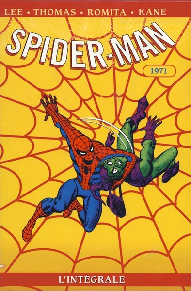 Spider-Man : L'intégrale 1971