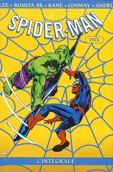 Spider-Man : L'intégrale 1973