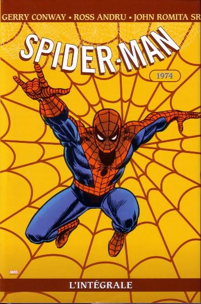 Spider-Man : L'intégrale 1974
