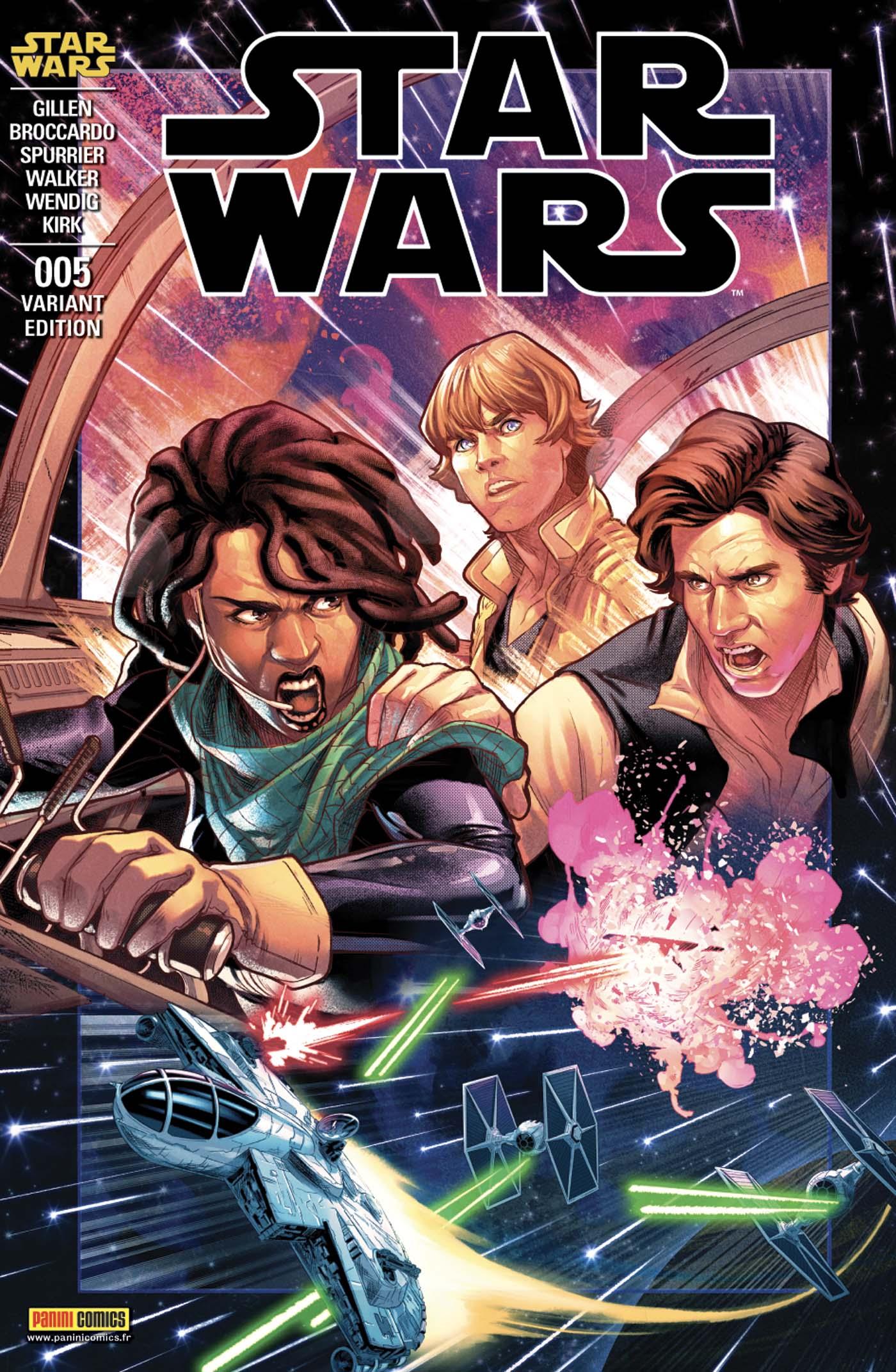 STAR WARS 5 (Variant)