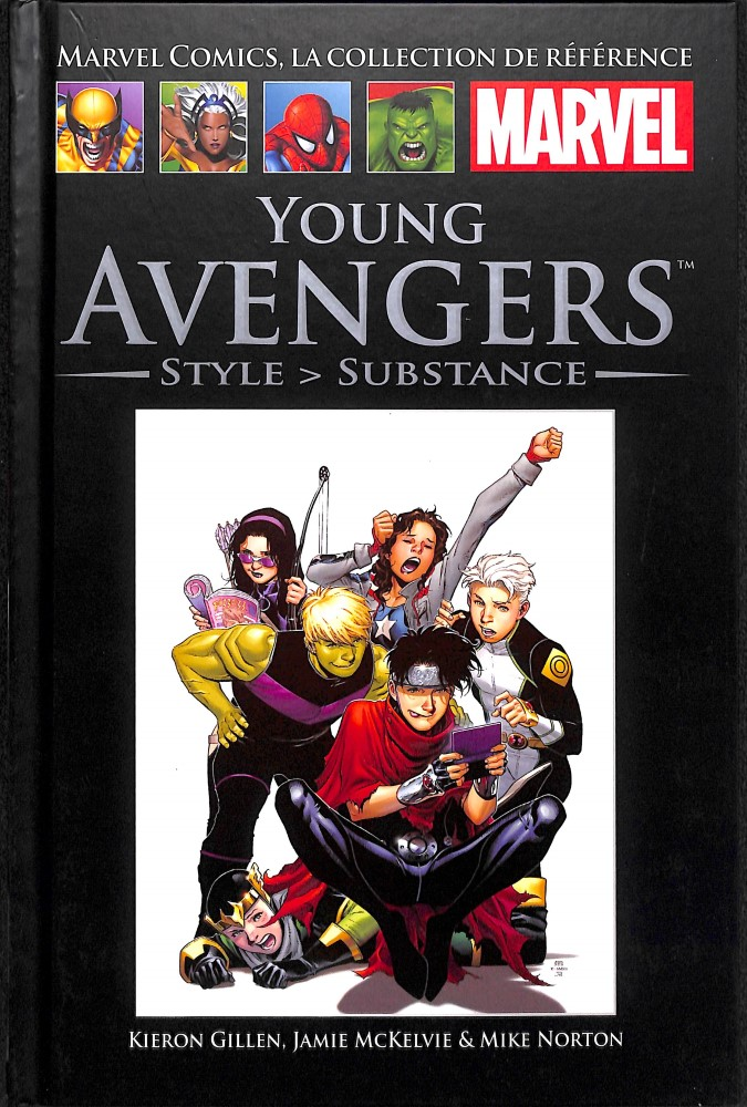 Tome 90: Young Avengers - Style > Substance