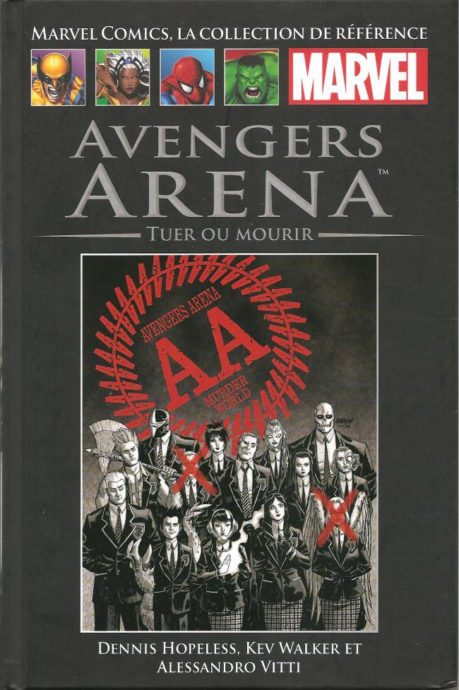 Tome 95: Avengers Arena - Tuer ou Mourir