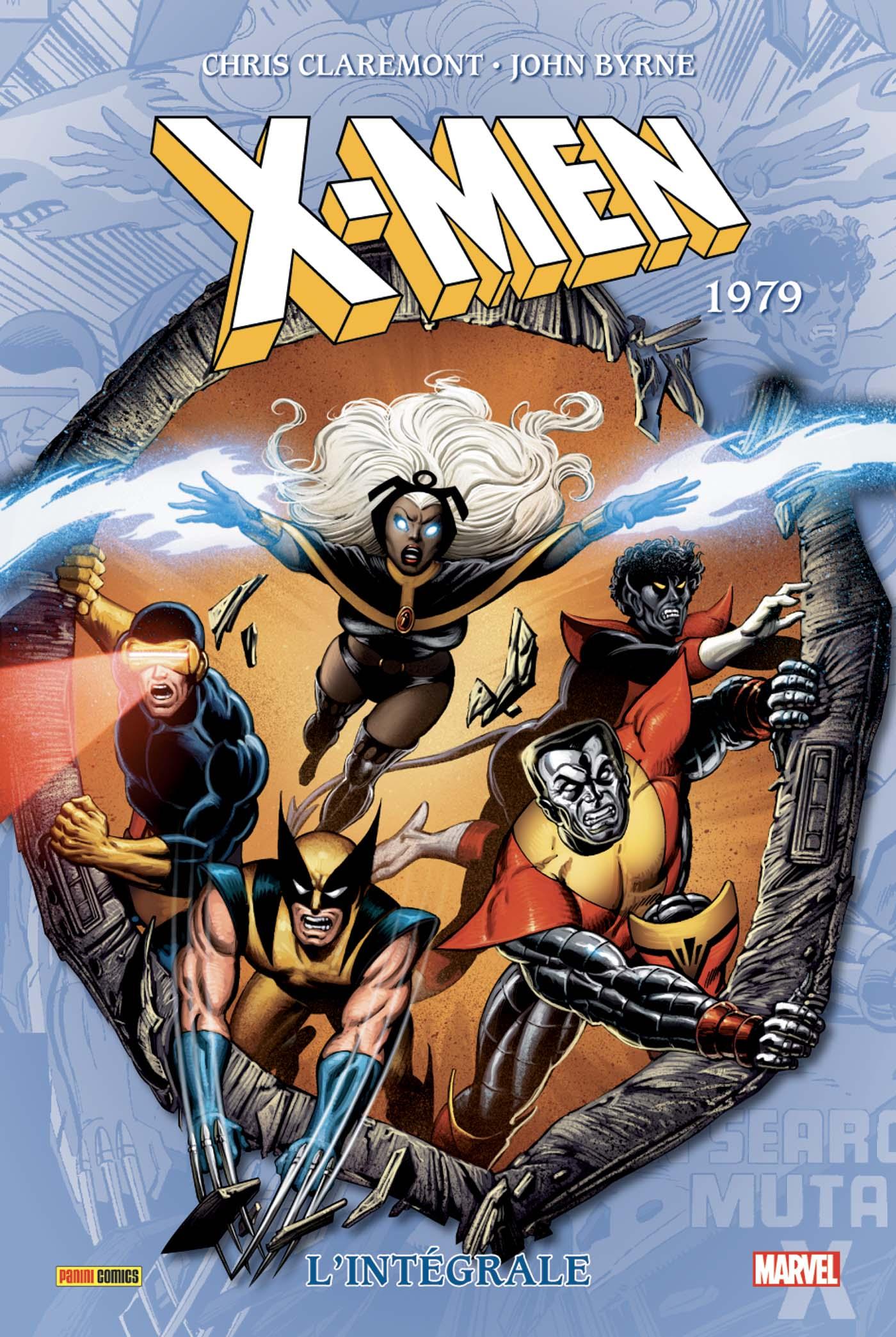 X-MEN : L'INTÉGRALE 1979 (NOUVELLE ÉDITION)