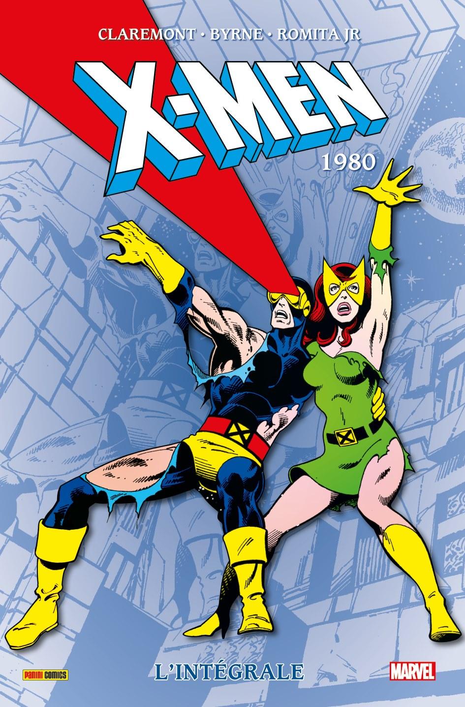 X-MEN : L'INTÉGRALE 1980 (NOUVELLE ÉDITION)