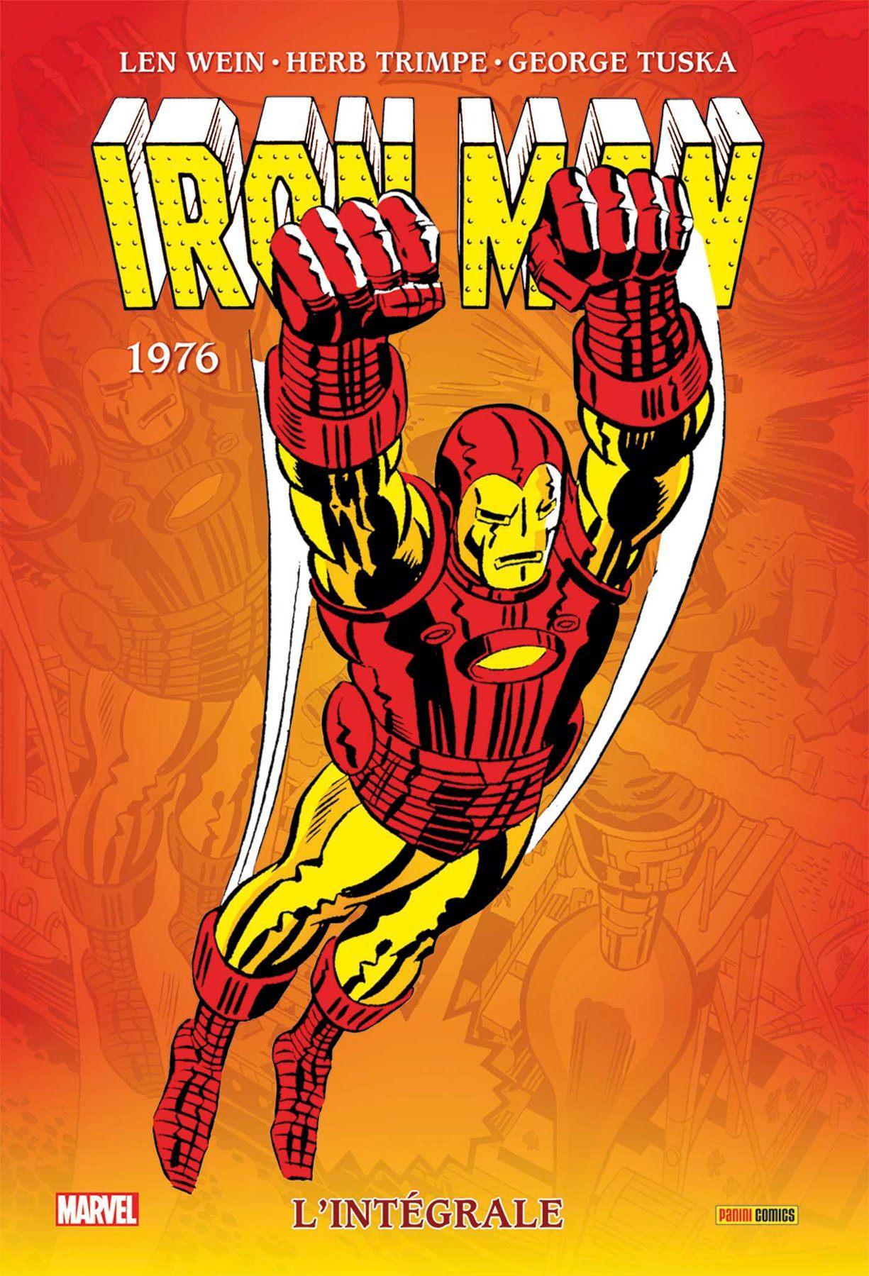 IRON MAN : L'INTÉGRALE 1976