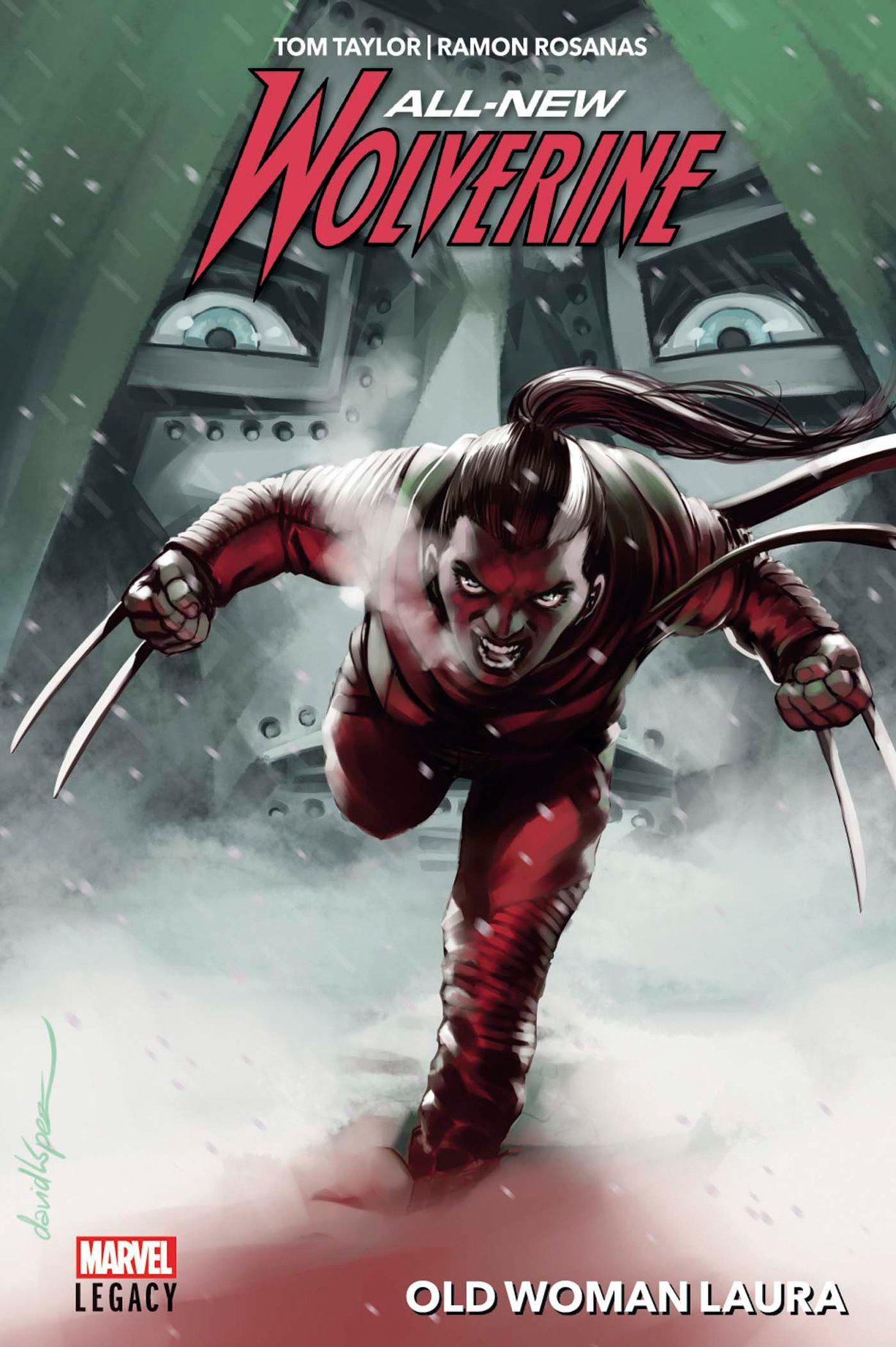 MARVEL LEGACY : ALL-NEW WOLVERINE T02