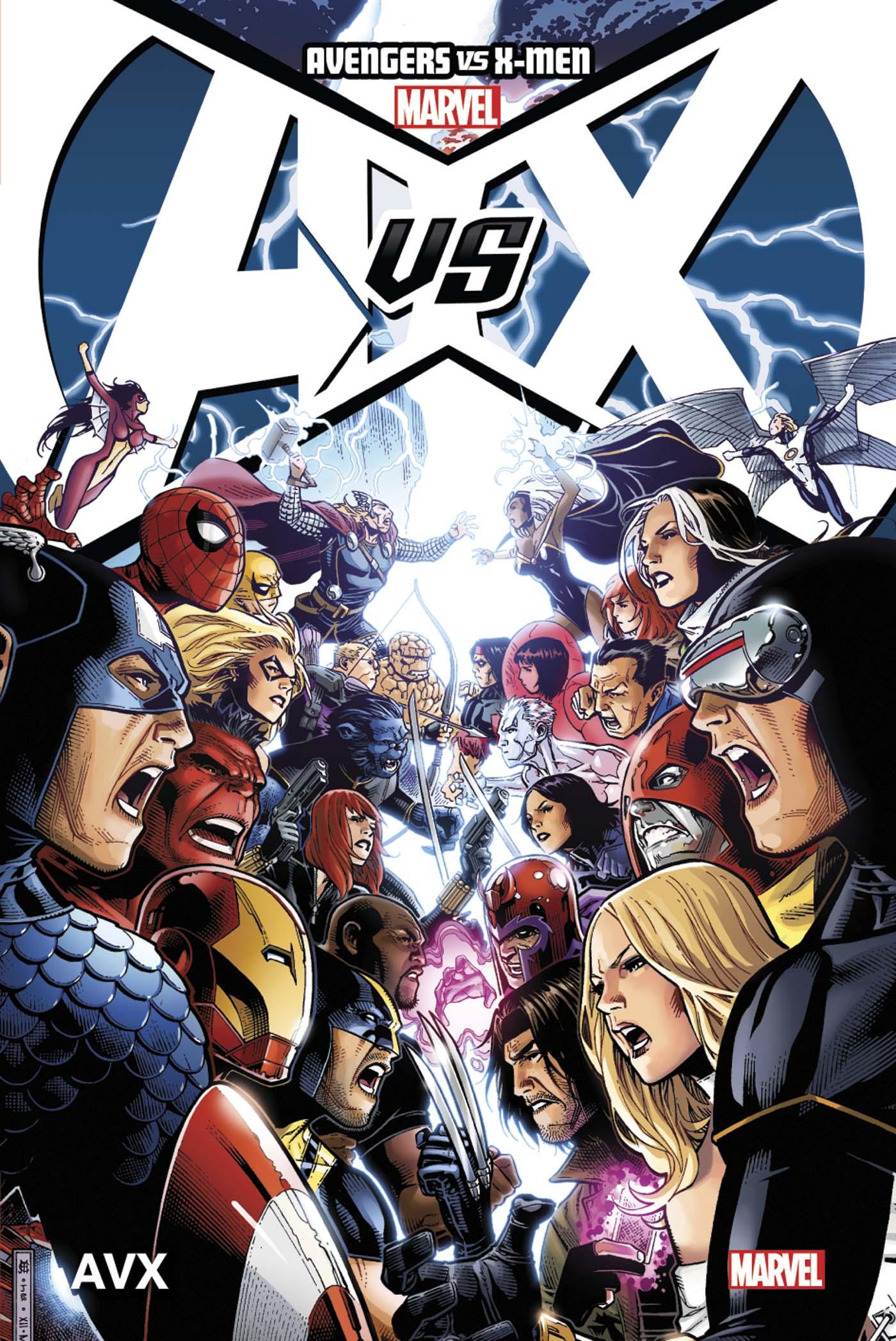 AVENGERS VS X-MEN (NOUVELLE EDITION)