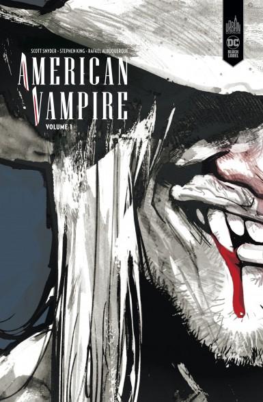 American vampire intégrale tome 1