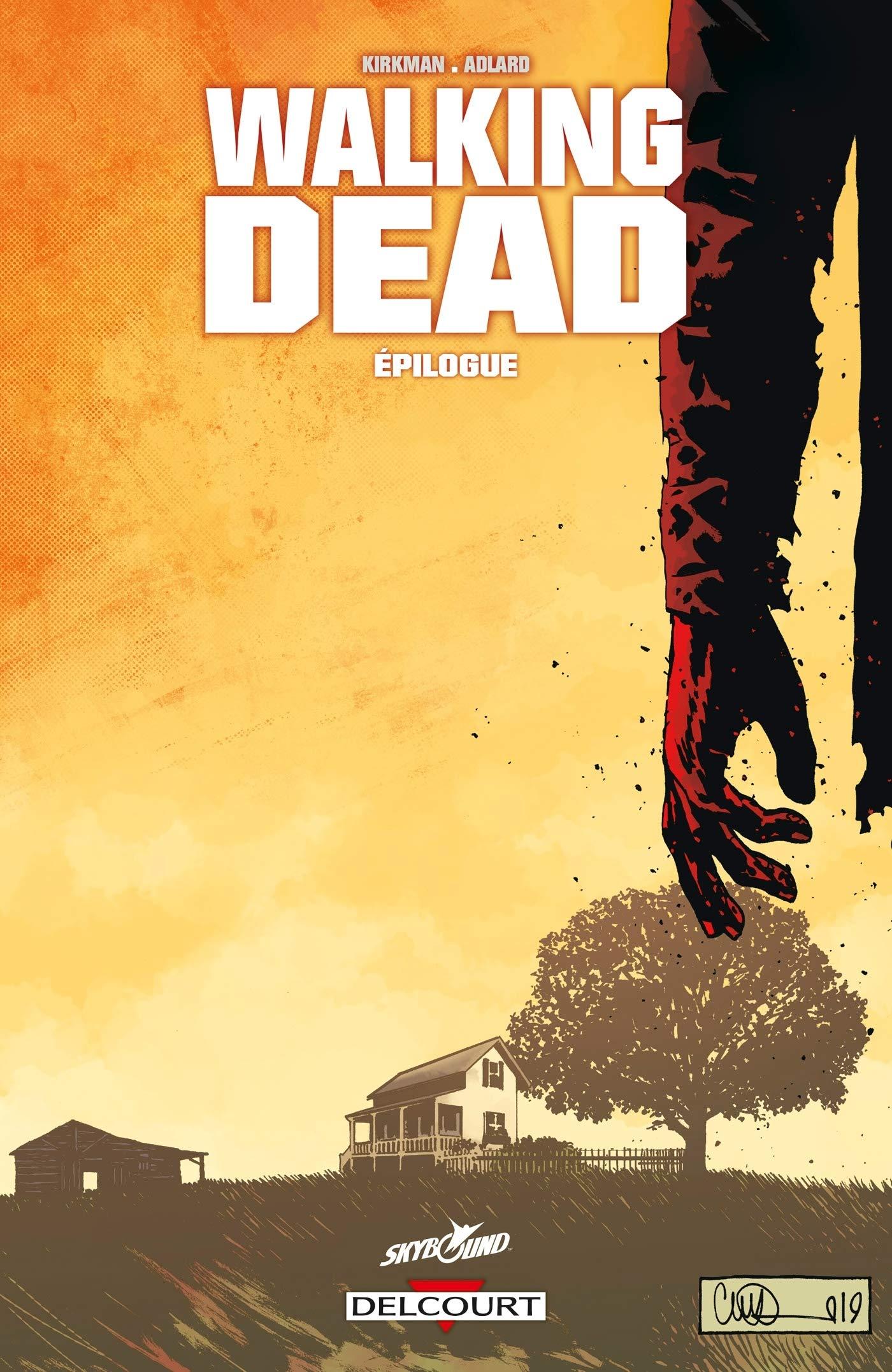 Walking Dead T33- Épilogue