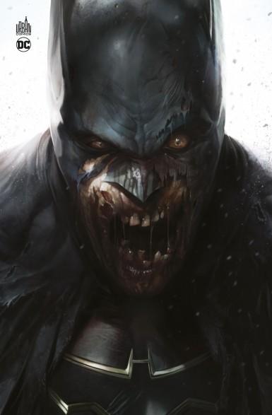 Dceased (couverture batman zombie)