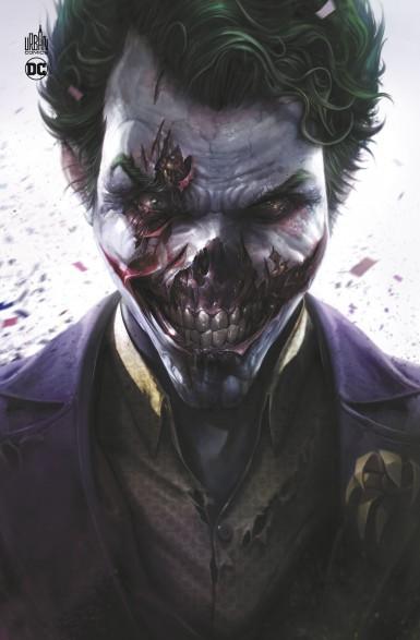 Dceased (couverture joker zombie)