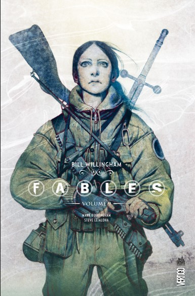 Fables intégrale tome 9