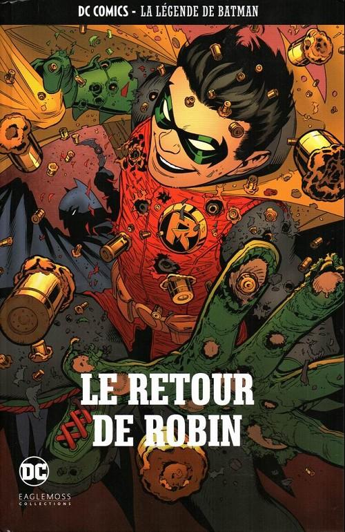 Tome 55 : Le Retour de Robin