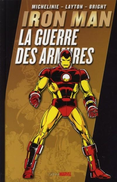 IRON MAN - LA GUERRE DES ARMURES