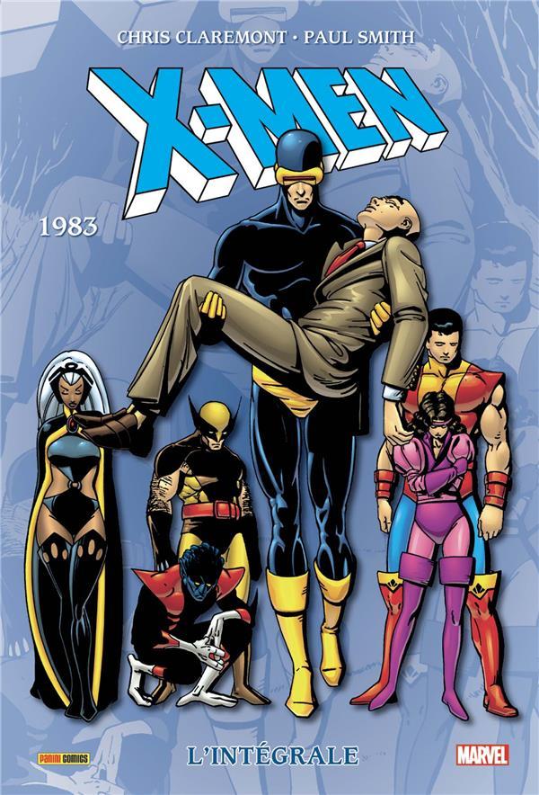 X-MEN : L'INTÉGRALE 1983 (NOUVELLE ÉDITION)