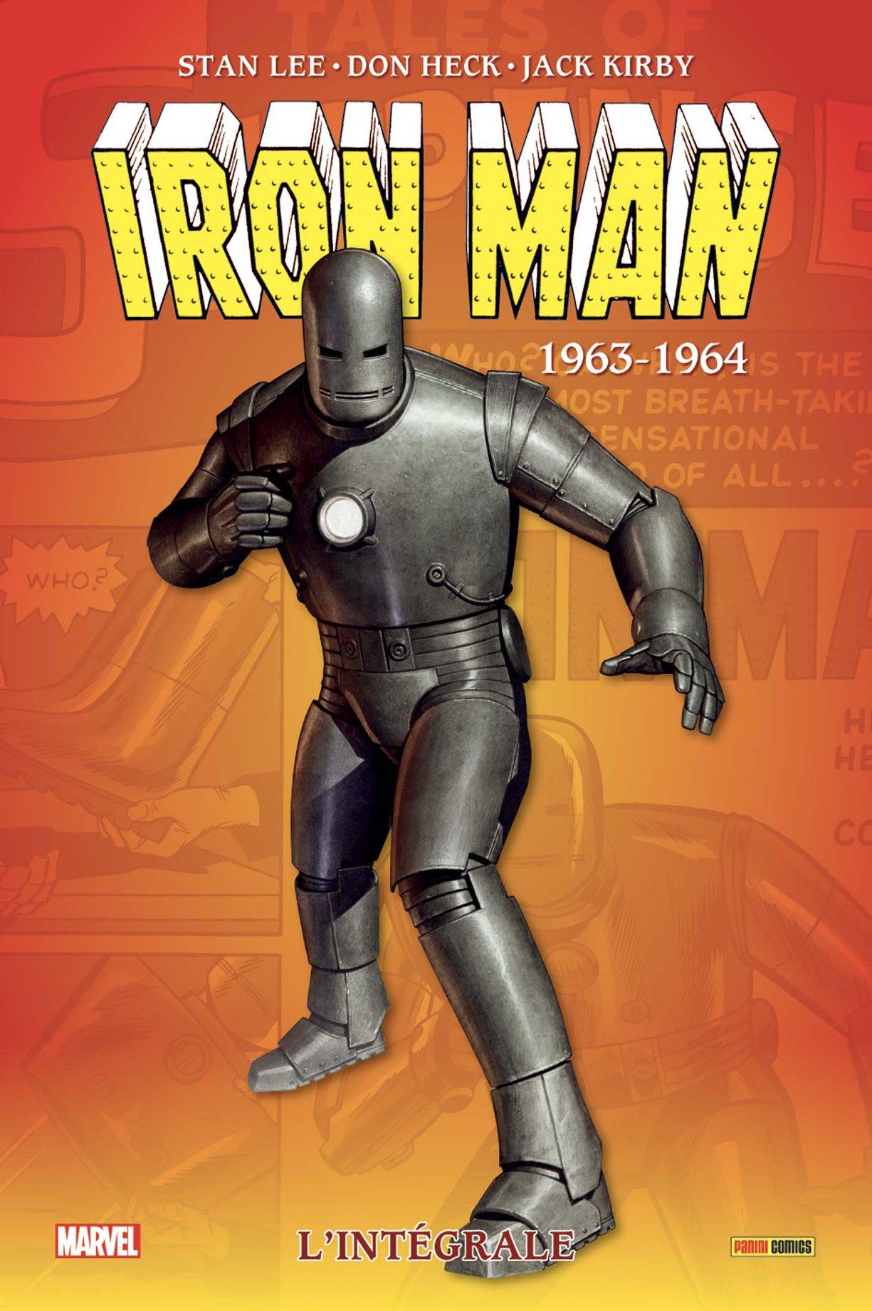 IRON MAN : L'INTÉGRALE 1963-1964 (NOUVELLE ÉDITION)