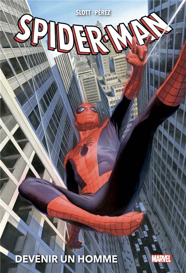 SPIDER-MAN : DEVENIR UN HOMME