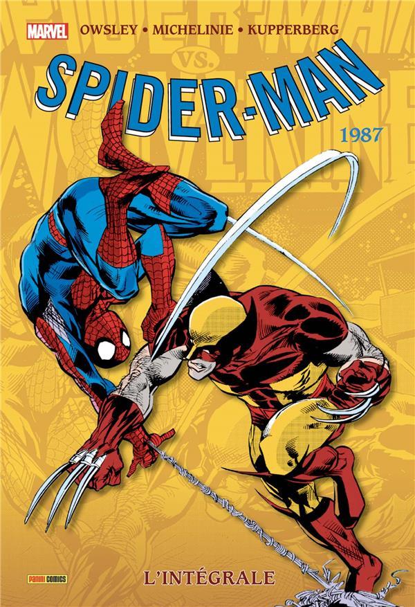 SPIDER-MAN : L'INTÉGRALE 1987