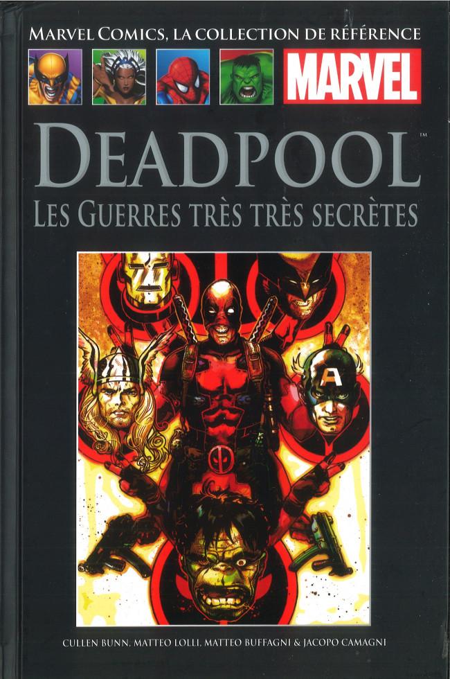 Tome 104: Deadpool - Les Guerres très très Secrètes