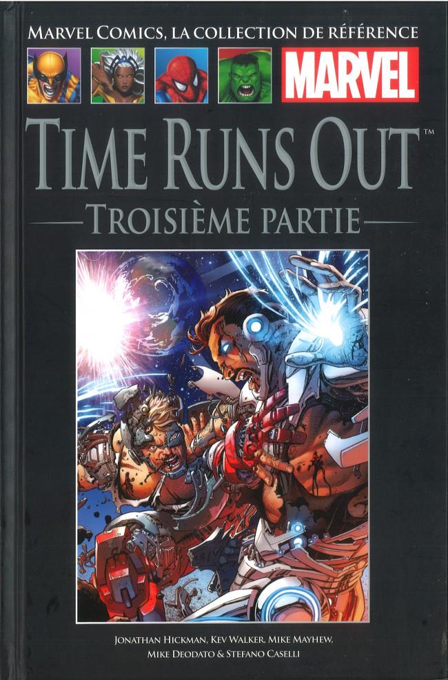 Tome 110: Time Runs Out - Troisième Partie