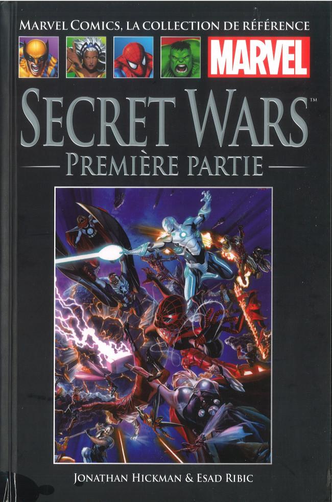 Tome 112: Secret Wars - Première Partie