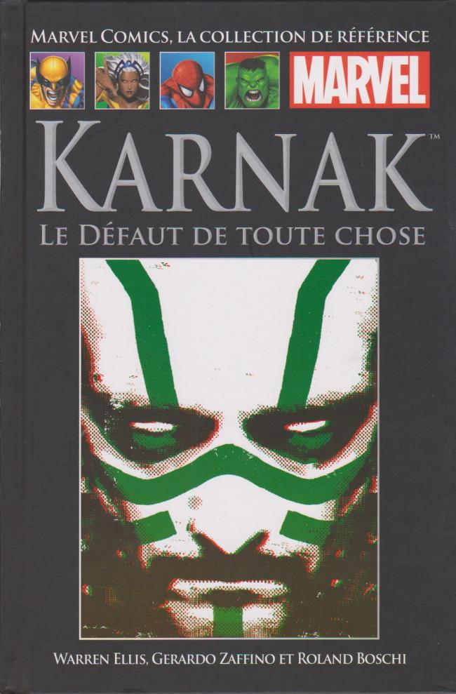 Tome 116: Karnak : le défaut de toute chose