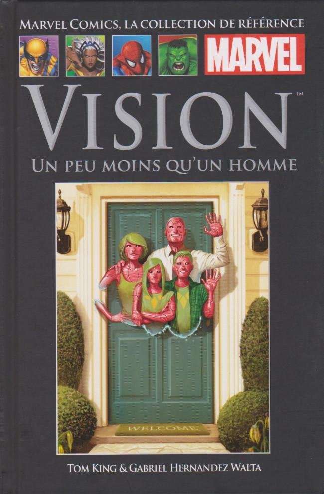 Tome 119: Vision : un peu moins qu'un homme