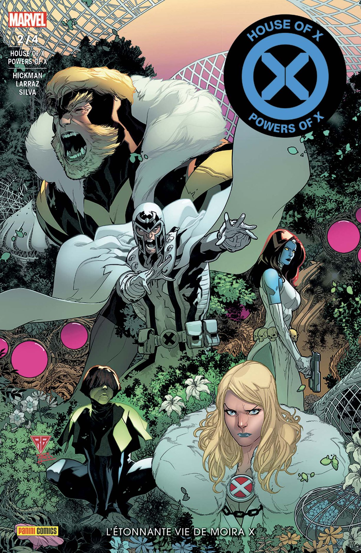 HOUSE OF X/POWERS OF X 2