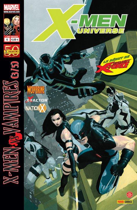 X-men Universe 06