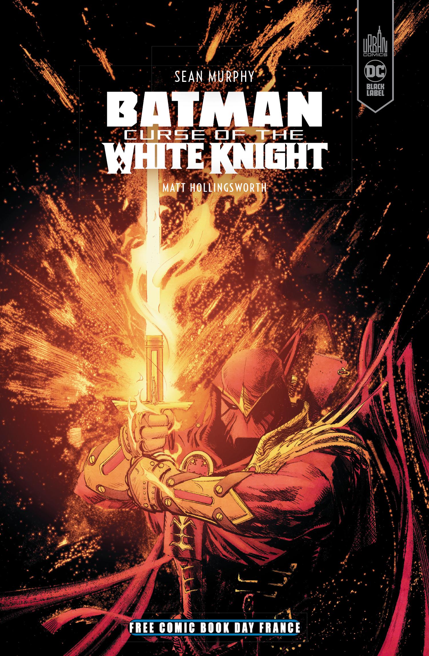 FCBD2020 - Batman : Curse Of The White Knight